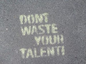 make money with your talent